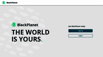 Blackplanet meet