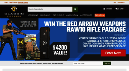 Welcome to Classicfirearms com - Classic Firearms - Guns for Sale