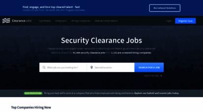 clearancejobs.com -