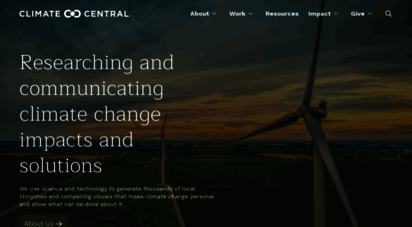 climatecentral.org - climate change  climate central