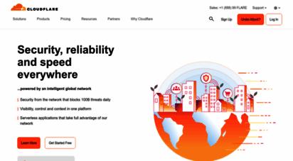 cloudflare.com -