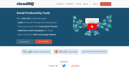 cloudhq.net - cloudhq - basecamp, dropbox and google docs