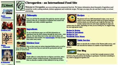 clovegarden.com