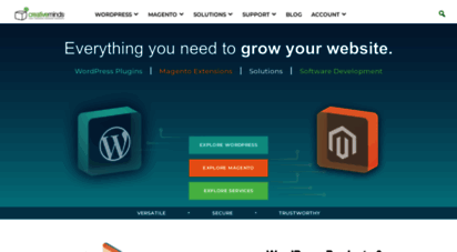 cminds.com - wordpress plugins and magento extensions by creativeminds