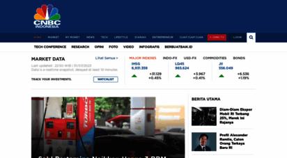 cnbcindonesia.com - cnbc indonesia - berita ekonomi & bisnis terkini hari ini