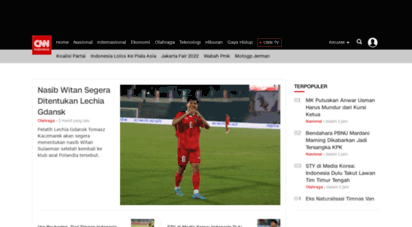 cnnindonesia.com - cnn indonesia  berita terbaru, terkini indonesia, dunia
