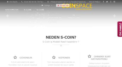 coinspace.com.tr - coinspace türkiye - s-coin