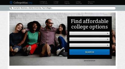 collegeatlas.org