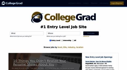 collegegrad.com