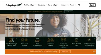 collegeraptor.com