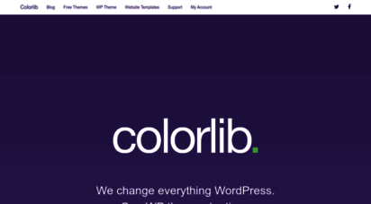 colorlib.com - how to start a blog from scratch using wordpress - colorlib
