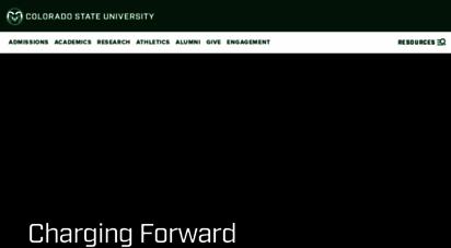 colostate.edu - colorado state university