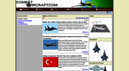 combataircraft.com