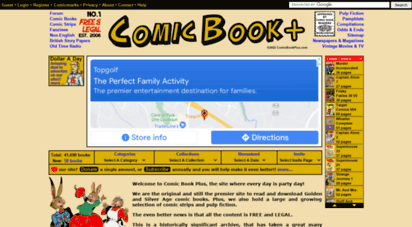 comicbookplus.com