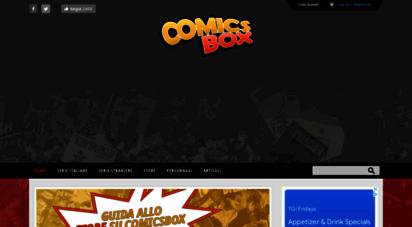 comicsbox.it - comicsbox :: database di comics e fumetti