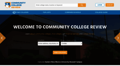 communitycollegereview.com -