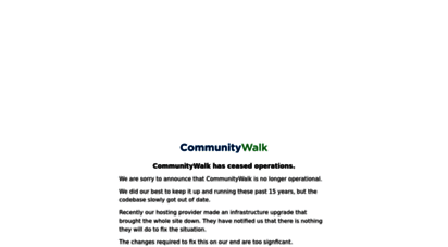 communitywalk.com - communitywalk - make your own map, build interactive maps, create a map with photos, videos, more