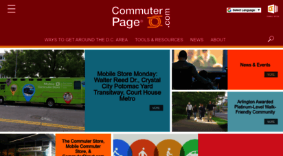 commuterpage.com - welcome to commuterpage.com
