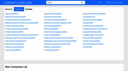 company-listing.org