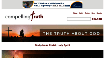 compellingtruth.org - istian truth