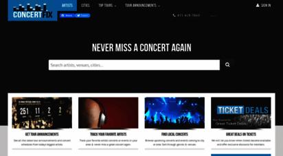 concertfix.com