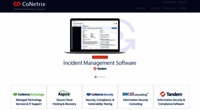 Welcome to Conetrix com - CoNetrix | Computer Networking and
