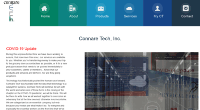 connaretech.com - connare tech, inc.