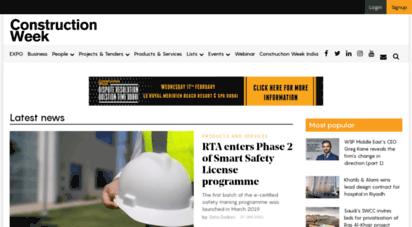 constructionweekonline.com
