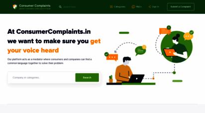 consumercomplaints.in