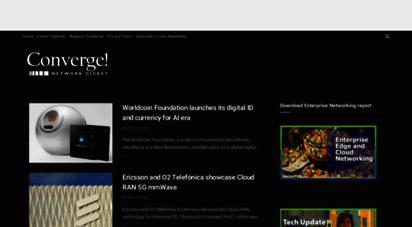 convergedigest.com - converge! network digest