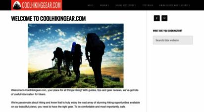 coolhikinggear.com