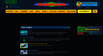 coolmath-games.com - cool math games - free online math games, cool puzzles, and more