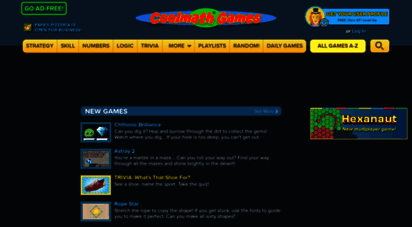 coolmathgames.com - cool math games - free online math games, cool puzzles, and more