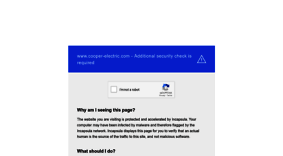 cooper-electric.com - welcome to cooper electric online: your source for expert electrical supply needs