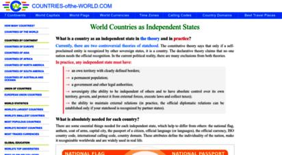 countries-ofthe-world.com -