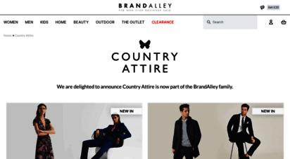 countryattire.com -