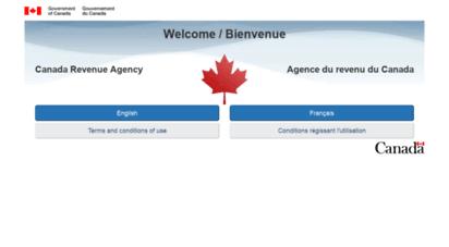 cra-arc.gc.ca - canada revenue agency/agence du revenu du canada - canada.ca