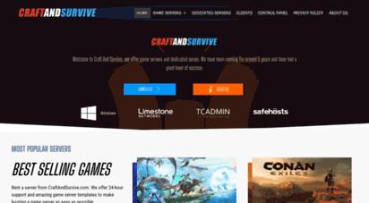 craftandsurvive.com - home ⋆ craftandsurvive