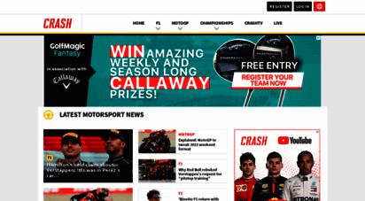 crash.net - crash.net  f1 & motogp  motorsport news