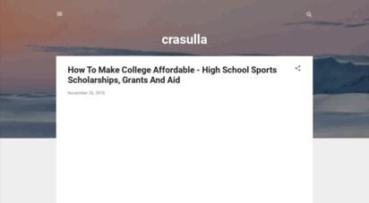 crasulla.blogspot.com - crasulla