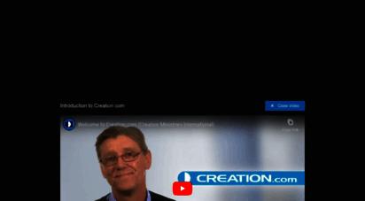 creation.com - creation  creation ministries international