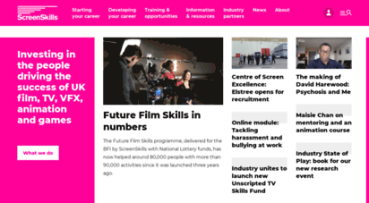 creativeskillset.org - welcome to creative skillset - skillset