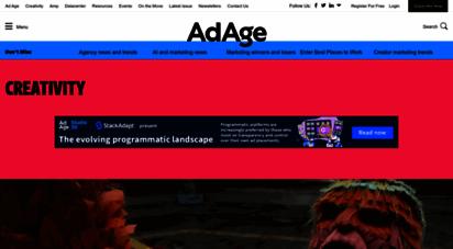 creativity-online.com - the best in advertising, design & digital - creativity online