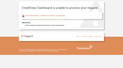 creditviewdashboard.com - error