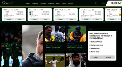 cricketpakistan.com.pk - cricket pakistan  home