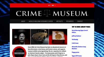 crimemuseum.org -