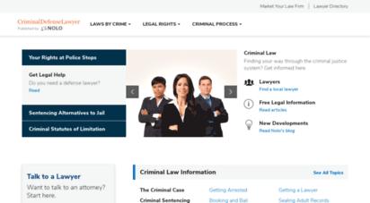 criminaldefenselawyer.com