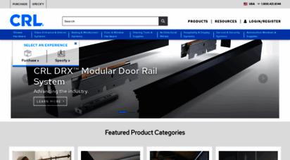 crlaurence.com - c.r. laurence co., inc.