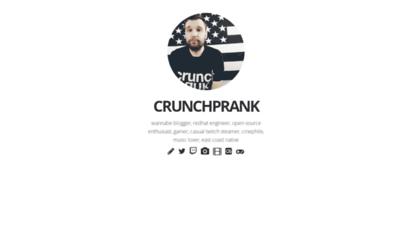 crunchprank.net - crunchprank