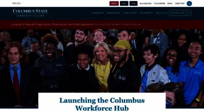 cscc.edu - home  columbus state community college